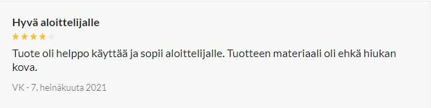 Baseks Pitkät Anaalihelmet review 4