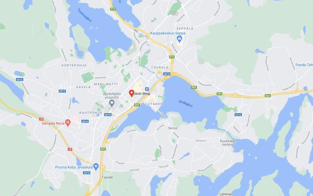 Seksikauppa Jyvaskyla