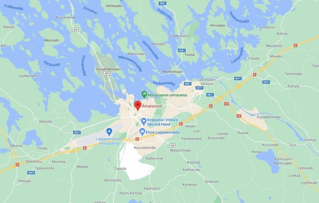 Seksikauppa Lappeenranta